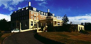 The Grand Chateau, Hotel im Tongariro Nationalpark, Nordinsel Neuseeland