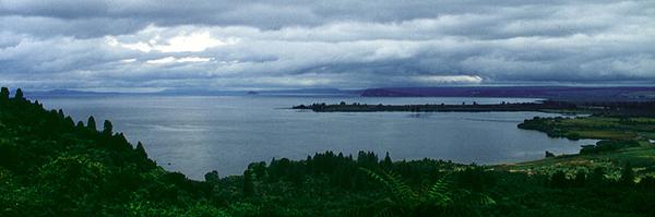 Lake Taupo, Tongariro Nationalpark, Nordinsel Neuseeland