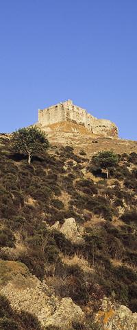 Castello del Voltarraio, Elba, Toskana, Italien