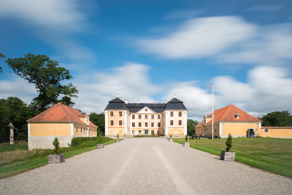 Schloss Christinehof in Schonen, Südschweden