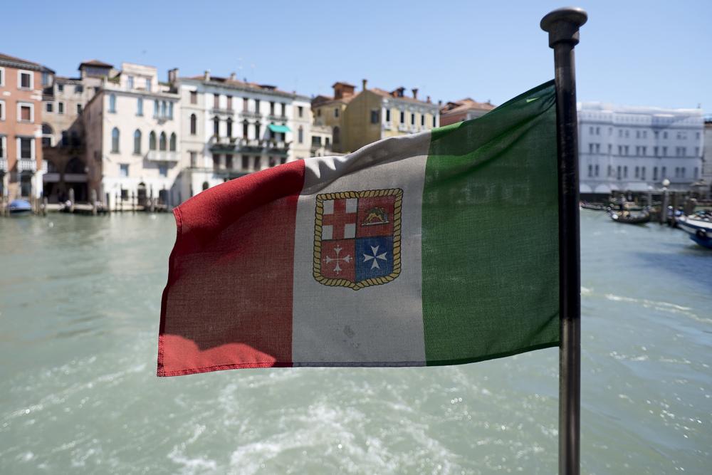 Willkommen in Venedig, Italien