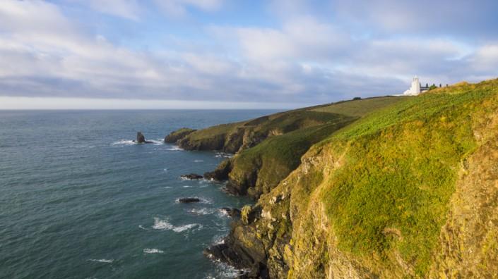 Der südlichsten Punkt Großbritanniens, der Lizard Point in Cornwall
